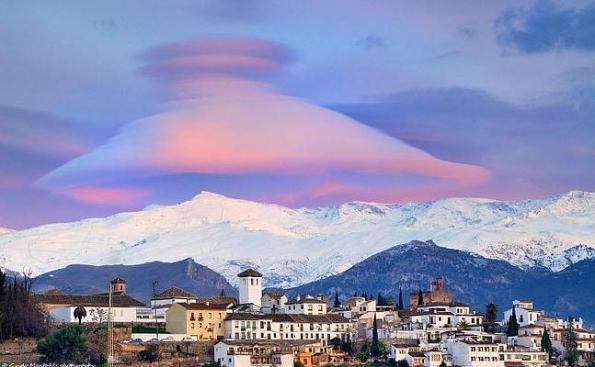 Granada NASA APOD